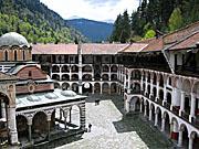 Рыльский монастырь (Болгария) остался без электричества